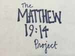 The Matthew 19:14 Project: Introduction
